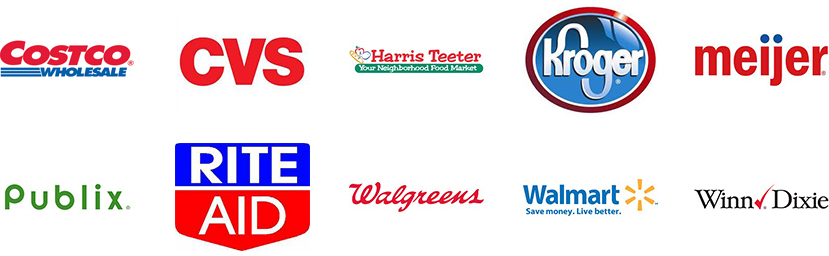 Top 10 Participating Pharmacies